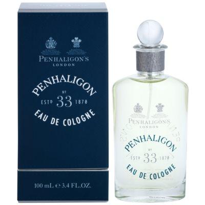 Penhaligon's No. 33 eau de Cologne pour homme