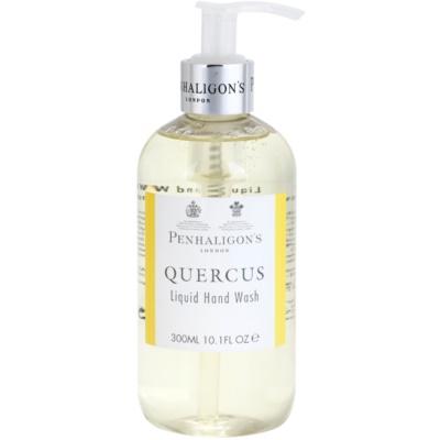 Penhaligon's Quercus sabonete liquido perfumado unissexo