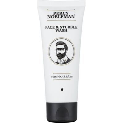 čisticí gel na obličej a vousy