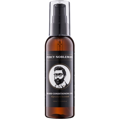 Percy Nobleman Beard Care Beard Conditioning Oil
