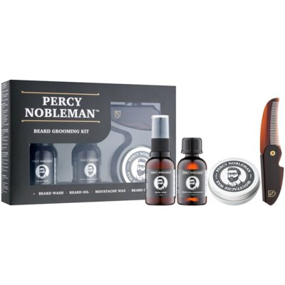 Percy Nobleman Beard Care Cosmetic Set I.