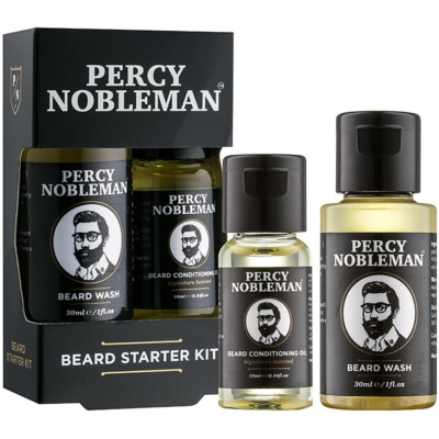 Percy Nobleman Beard Starter Kit kozmetični set I.