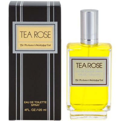 Perfumer's Workshop Tea Rose Eau de Toilette voor Vrouwen