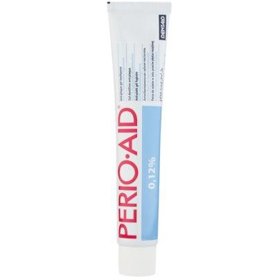 Perio•Aid Intensive Care gel dental antiséptico e antiinflamatorio para las infecciones bucales y síntomas de piorrea