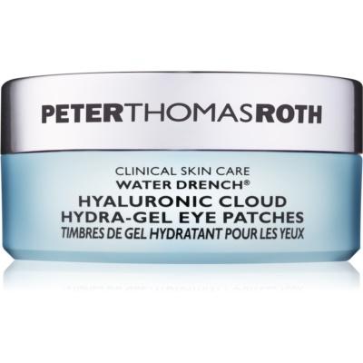 hydratační gelové polštářky na oční okolí