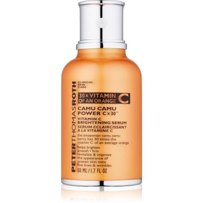 seum pentru piele cu efect iluminator cu vitamina C