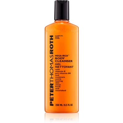 Peter Thomas Roth Mega Rich gel de douche nourrissant