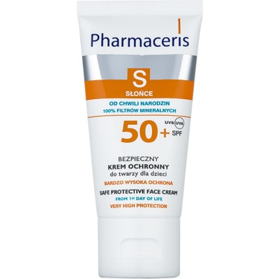 Protective Face Cream For Newborns SPF 50+