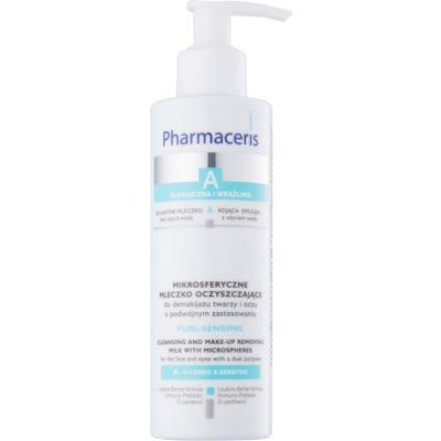 Reinigungs - und Abschminkmilch für empfindliche und allergische Haut