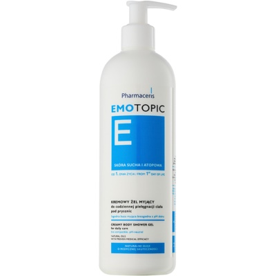 Pharmaceris E-Emotopic Creamy Shower Gel For Everyday Use