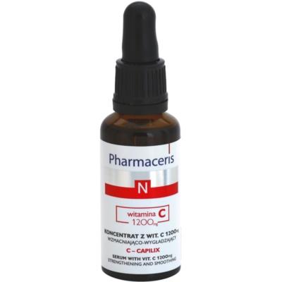 Pharmaceris N-Neocapillaries C-Capilix sérum revitalisant à la vitamine C