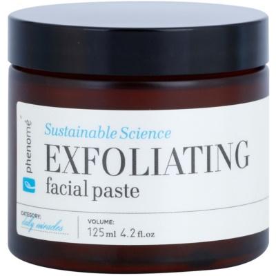 exfoliační peeling pro všechny typy pleti