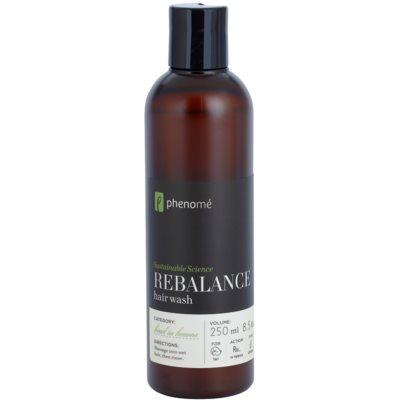 obnovující šampon pro všechny typy vlasů