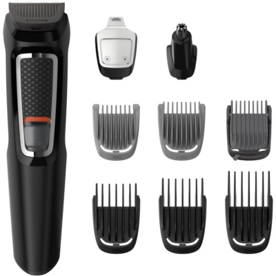 Philips Multigroom series MG3740/15 cortapelos para cabello y barba