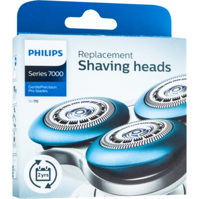 Philips Shaver Series 7000 SH70/60 Replacement Shaving Heads