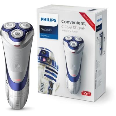 máquina de afeitar eléctrica
