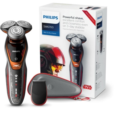 Philips Star Wars SW6700/14 Elektrorasierer
