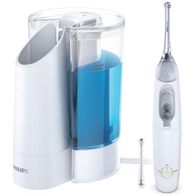 Gerät für die Zahnzwischenraumhygiene mit automatischer Nachfüllung