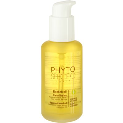 Phyto Specific Baobab Oil Hair Care For Dry Hair