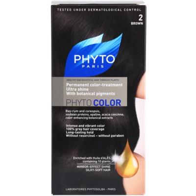 Phyto Color Haarkleuring