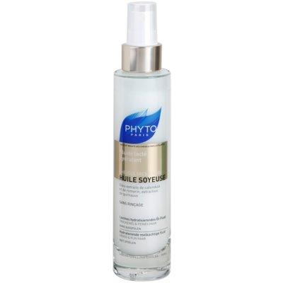 Phyto Huile Soyeuse Moisturizing Oil For Dry Hair