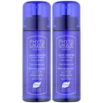 Phyto Laque laque cheveux fixation moyenne
