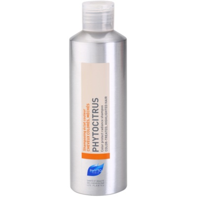 Phyto Phytocitrus Radiance Shampoo For Colored Hair