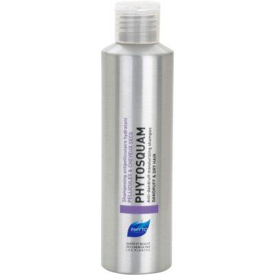 šampon proti prhljaju za suhe lase