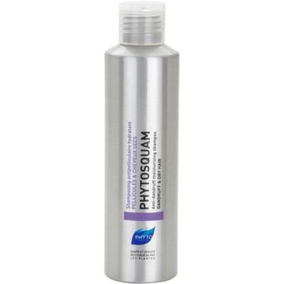 šampon proti lupům pro suché vlasy