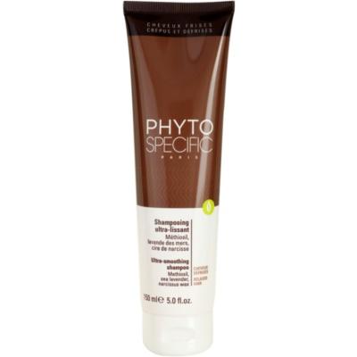 відновлюючий шампунь для волосся пошкодженого хімічним шляхом