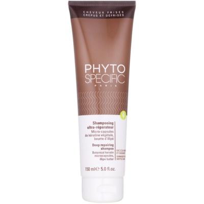 глибоко відновлюючий шампунь для пошодженого та ослабленого волосся