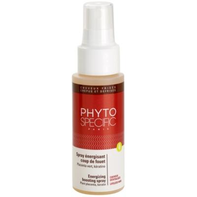 spray fortificante para cabello y cuero cabelludo