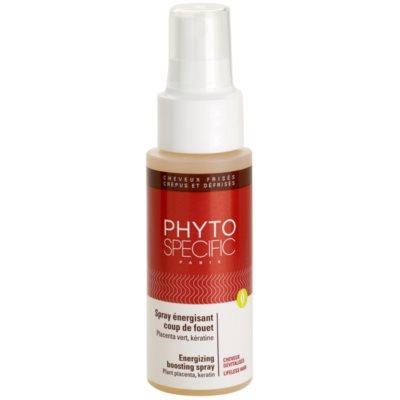 spray wzmacniający do włosów i skóry głowy