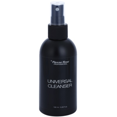 універсальний очищуючий спрей для пензликів, рук та поверхні косметичних аксесуарів
