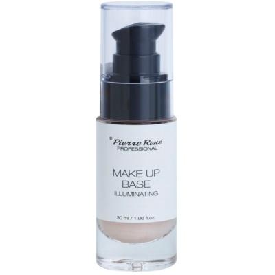 posvetlitvena podlaga za make-up