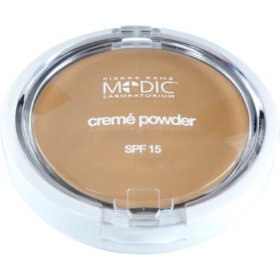 Creme-Puder mit Spiegel und Applikator LSF 15