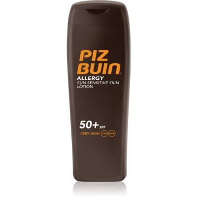 Piz Buin Allergy latte abbronzante SPF 50+