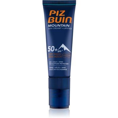 Piz Buin Mountain Beschermende Balsem  SPF 50+