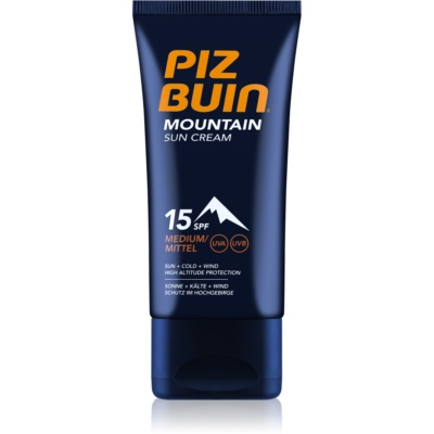 Piz Buin Mountain Suntan Cream SPF 15