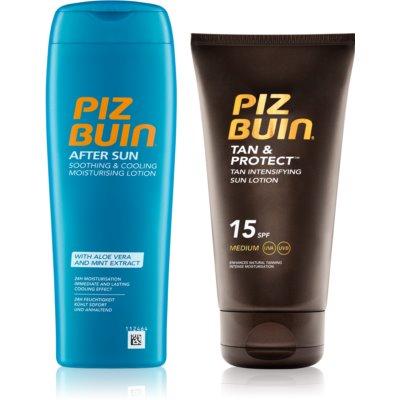 Piz Buin Tan & Protect Sminkset V.