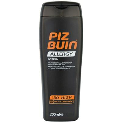 Piz Buin Allergy lait solaire SPF 30