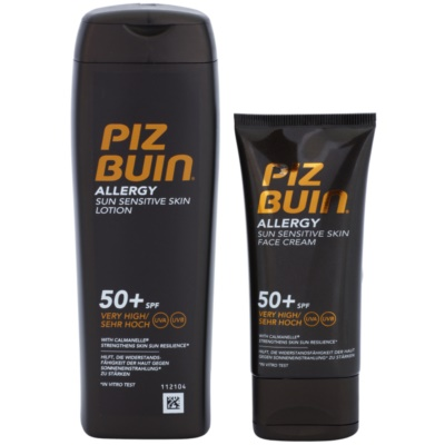 Piz Buin Allergy coffret XII.