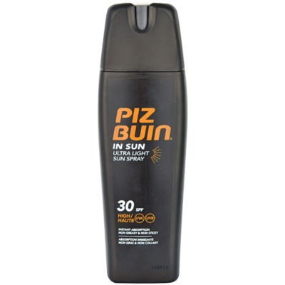 Piz Buin In Sun Zonnebrand Spray  SPF 30