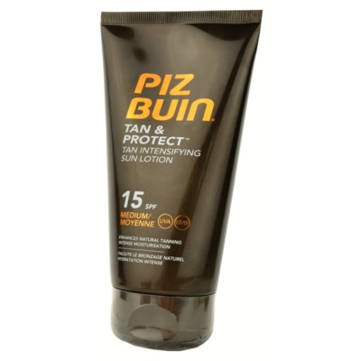 Protective Accelerating Sun Lotion SPF 15
