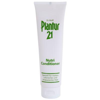 nutri-kofeinový kondicionér pro barvené a poškozené vlasy