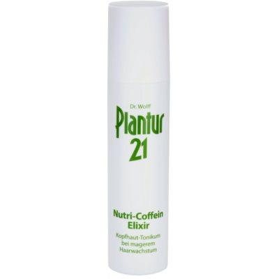 nutri-kofeinový elixír na vlasy