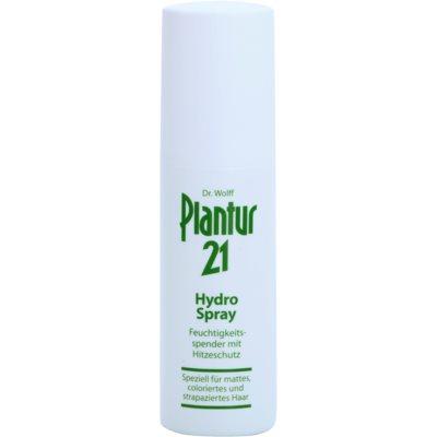 spray nawilżający do ochrony włosów przed wysoką temperaturą