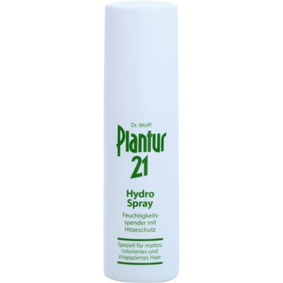 feuchtigkeitsspendendes Spray für thermische Umformung von Haaren