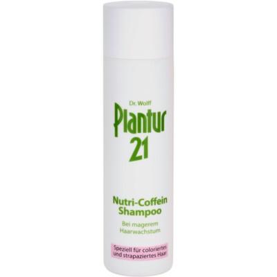 nutri-kofeinový šampon pro barvené a poškozené vlasy