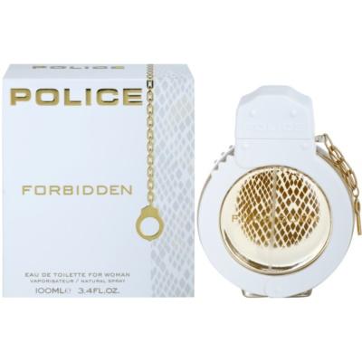 Police Forbidden eau de toilette nőknek
